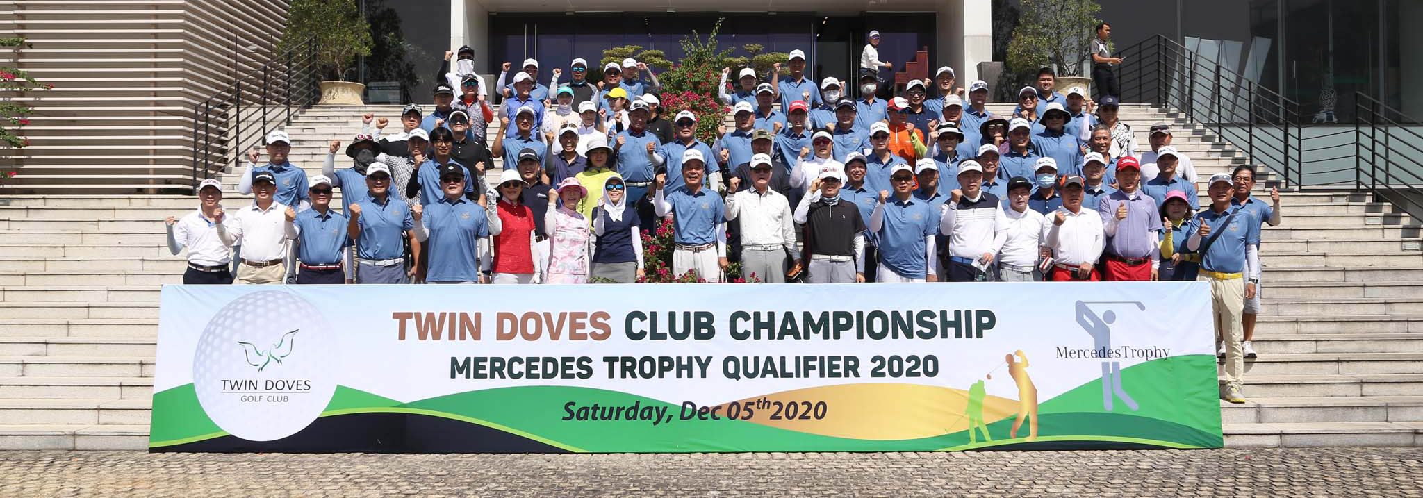 CLUB CHAMPIONSHIP on 5th Dec 2020