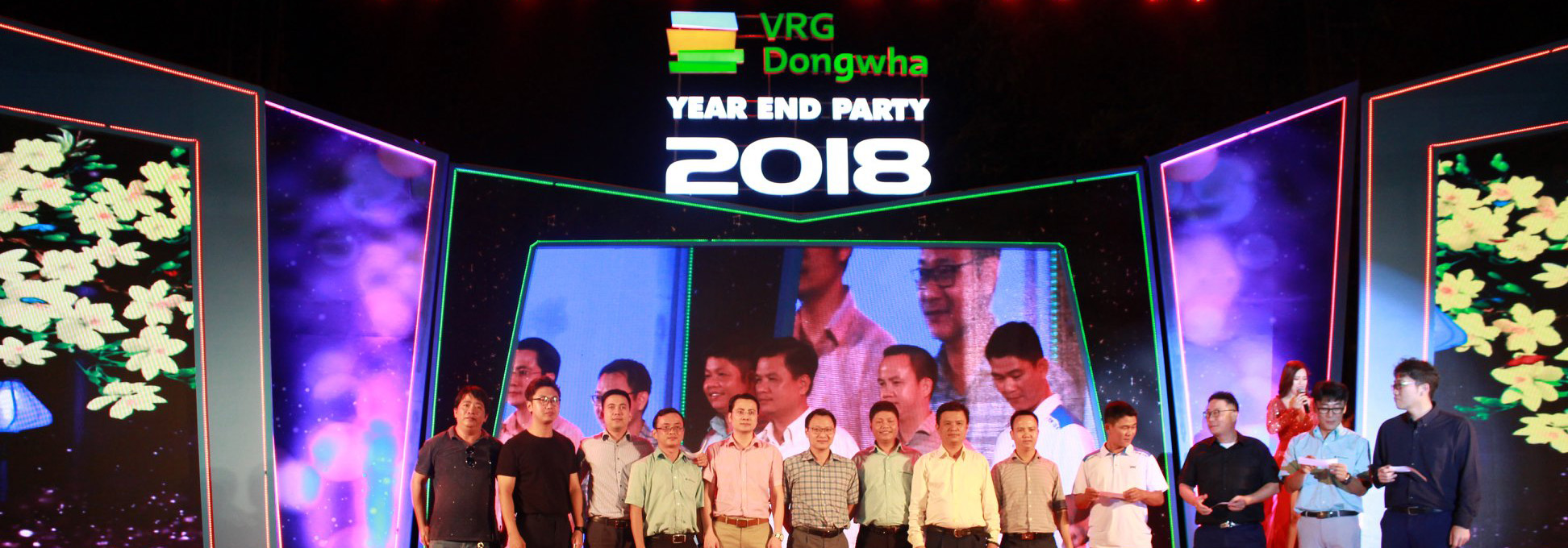 YEAR END PARTY DONGWHA 2018