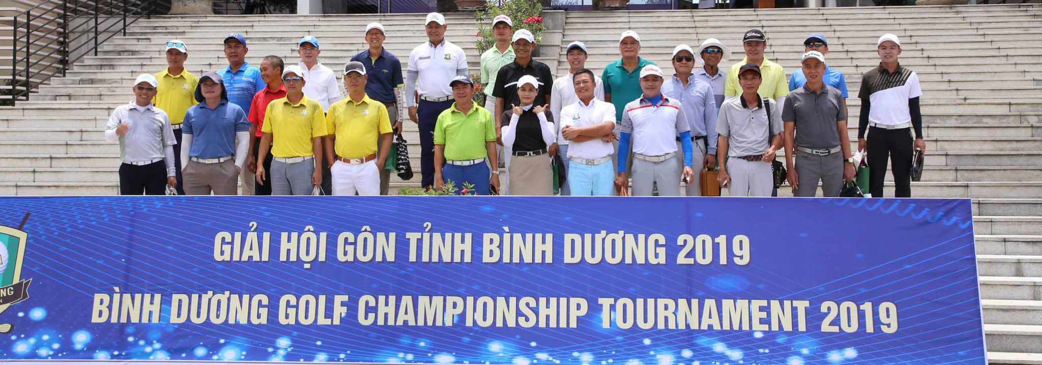 BINH DUONG GOLF ASSOCIATION on Friday, June 21st , 2019