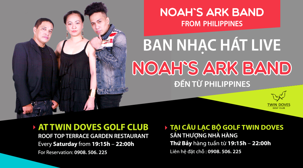 Promotion - Noah`s Ark Band