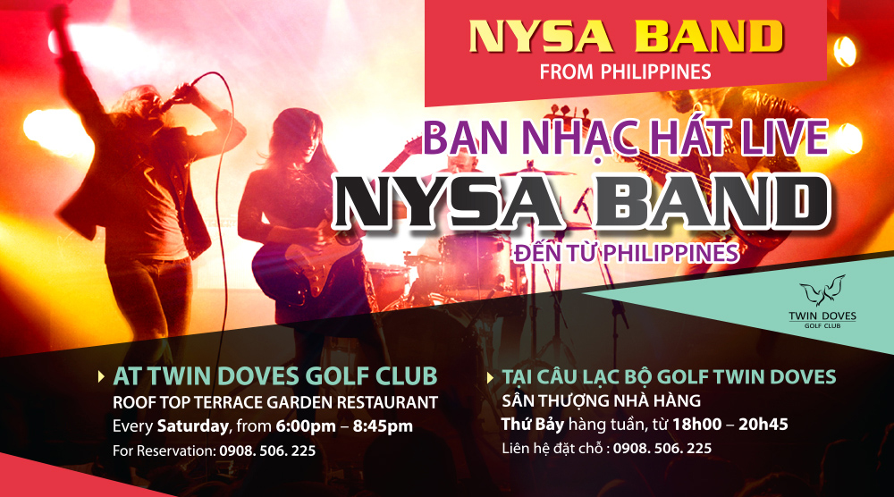 Promotion - NYSA BAND